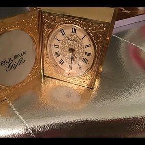 Vintage Bulova clock